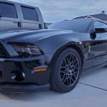 Michael Satterfield 2013 Shelby GT500