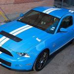 Jimmy Godfrey - 2012 Shelby GT500
